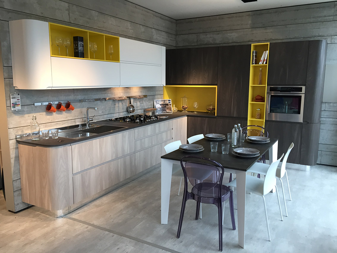 Cucine Stosa Prezzi 2018 cucina stosa mod. bring
