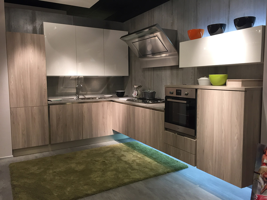 Cucina Veneta mod. START TIME.GO
