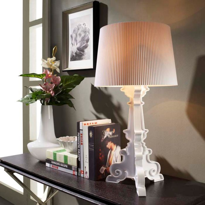 lampada Bourgie di Kartell | Egizi Arredamenti | Il più ...
